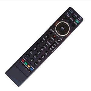 Controle Remoto Tv LG Lcd Led MKJ42613809 / MKJ42613813 SKY-7442