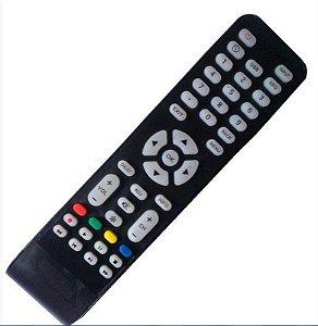 Controle Remoto Aoc Serve Todos Modelos Tv Led Lcd