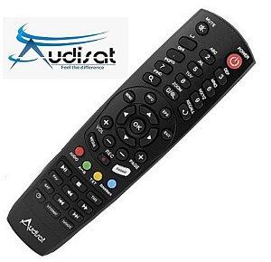 Controle Remoto receptor Audisat A2 / Audisat E10 HD