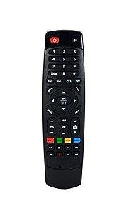 Controle Remoto para Receptor Duosat Prodigy S