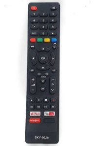 Controle Remoto TV LED Philco com Netflix / Youtube / Globo Play (Smart TV)