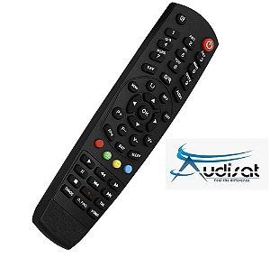 Controle Remoto Audisat K10 Urus, K20, K30