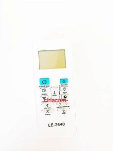 Controle Remoto Ar Condicionado Springer/Carrier RG52B/BGCE
