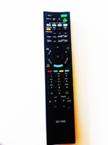 Controle Remoto Para Tv Sony 3d Rm-yd042