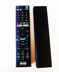 Controle Remoto Tv Lcd /led Sony Rmt-tx300b Com Youtube