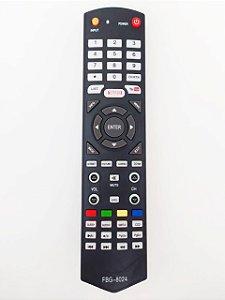 Controle Remoto TV Led STI SEMP TCL CT-8063 / CT-6550
