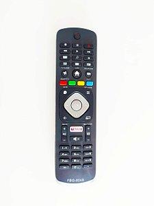 Controle Remoto TV Philips Smart 4K com Netiflix 398GR08BEPHN0012HT