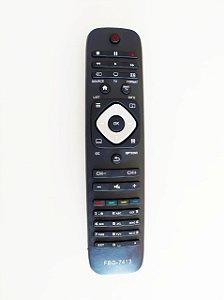 Controle Remoto Tv Philips Smart 42PFL7404/78 46PFL4908G/78 | 46PFL5508G/78 |47PFL6007G | 47PFL7007G