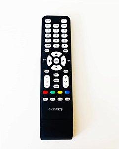 Controle Remoto Compativel Tv Philco Diversos Modelo 0267978