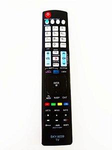 Controle Remoto TV LG 3D Smart TV AKB74115501/ AKB73275620 / AKB73615319 / AKB73756511