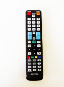 Controle Tv Lcd Samsung Aa59-00433a Un40d6050tf Sky-7033