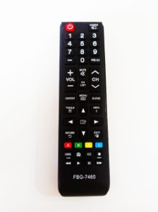 Controle Remoto TV LCD / LED Samsung AA59-00605A
