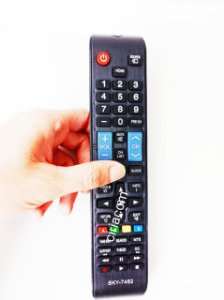 Controle Remoto Tv Led Samsung Smart Tv AA59-00588A