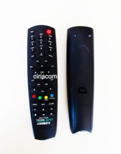 Controle Remoto Tocomsat Combate HD