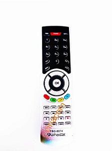 Controle Remoto Receptor Alphasat TX HD , Nexum, Dungle, Kvm