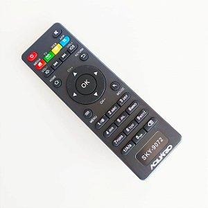 Controle Remoto Smart TV Box Aquário STV-2000