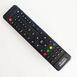 Controle Remoto Receptor Freesky Triplo X HD Wi-Fi