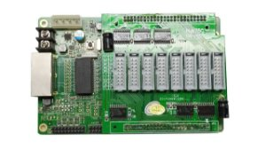 Receiving Card Linsn RV801-D adaptador 8x HUB75C Para Painel de LED K2947