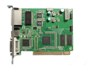 Sending Card Linsn TS801D Para Painel de LED K2948