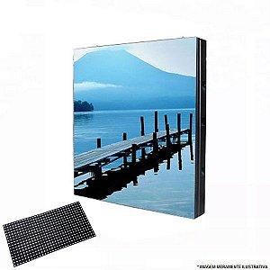 Módulo Painel LED P5 RGB 2121 SMD 64x32PX 1/16 Scan HUB75 Uso Interno K2535
