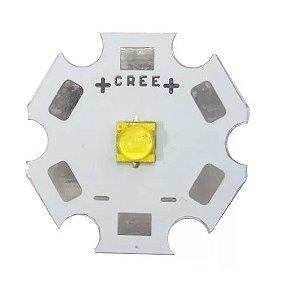 Power LED Cree XTE 5W Branco Frio 7500K (R3) K2534