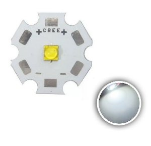 Power LED Cree XTE 5W Branco Frio 7500K (R3) K2534