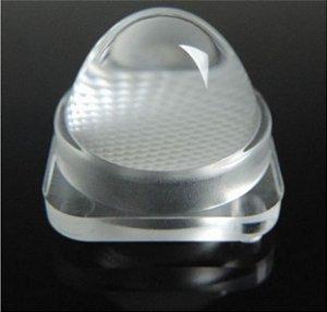 Lente 20 Graus 14.9x14.9mm Para LED 3030, 3535, 5050, 5730 K2511