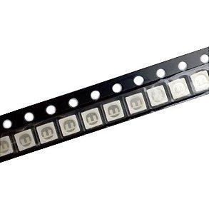 LED 1W 2V 3030 Vermelho SMD K2494