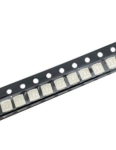 LED 1W 3V 3030 Verde SMD K2493