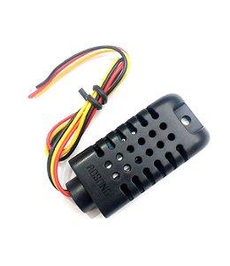 Sensor De Temperatura E Umidade AM2301 DHT21 Compatível Com Controladoras TF-xx K2554