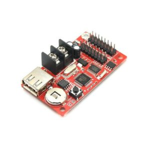 Placa Controladora ZH-UN 2xHUB12 Para Painel De LED K2544