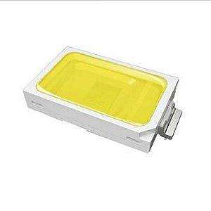 LED 5730 0.5W Branco Quente 3000K 18V SMD K2508