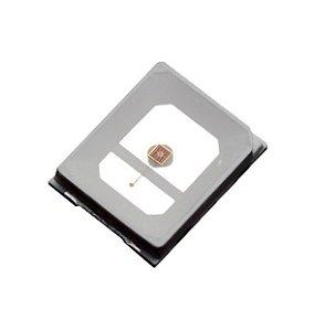 LED 2835 0.5w 3v Amarelo Âmbar 590-595nm Smd K2486