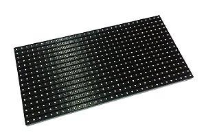 Módulo Painel LED P10 RGB SMD 16x32PX 1/8 Scan HUB75 Interno K2478