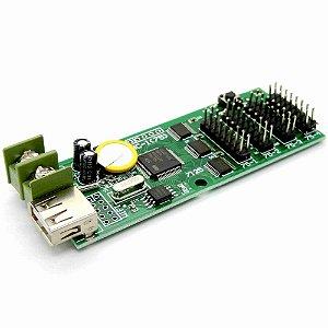 Placa Controladora RGB HC-1 4*HUB75B Para Painel De LED K2469