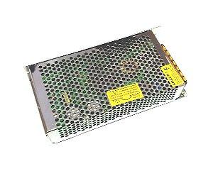 Fonte 5V/20A S-100-5 Bivolt 110/220VAC Com Chave Seletora Para Painel LED K2467