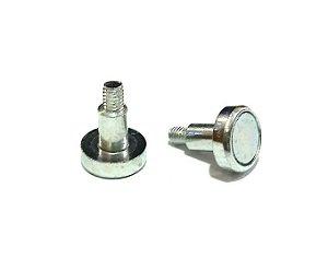 Parafuso Pino Rosca M4 Macho Modelo 1317 Para Módulo Painel LED K2429
