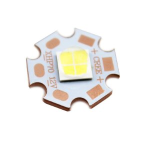 Power LED Cree XHP70 Branco Frio 6500K (BIN 1A-N4) 12V K2437