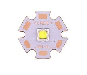 Power LED Cree XML2 Branco Frio 6500K (BIN 1A-U3) K2438