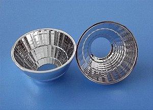 Refletor 24 Graus em Plástico Cromado Para LED COB KB-D35-24RF-B 35mm K2408