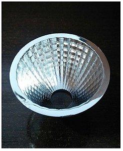 Refletor 24 Graus em Plástico Cromado Para LED COB KB-D35-24RF 35mm K2407