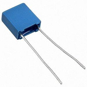 Capacitor Poliester 100NF/63V PTH 107846