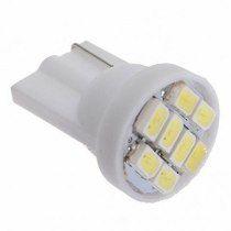 Lampada 8 LEDs Pingo Luz T10 W5W EXK2403