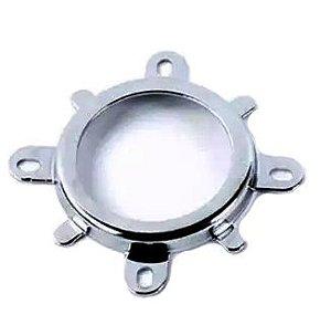 Suporte Inox Para Lente LED De 44mm K2394