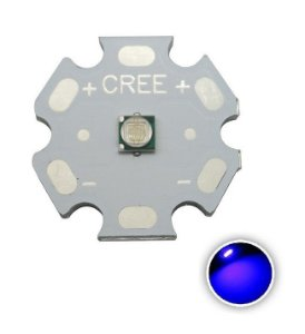Power LED 3W Azul Royal 450-455nm 3535 SMD K2372