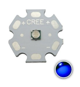 Power LED 3W Azul 460-470nm 3535 SMD K2371