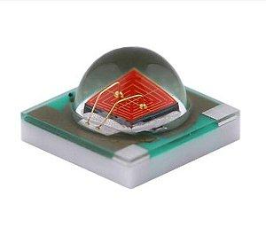 Power LED 1W Vermelho 620-630nm 3535 SMD K2364