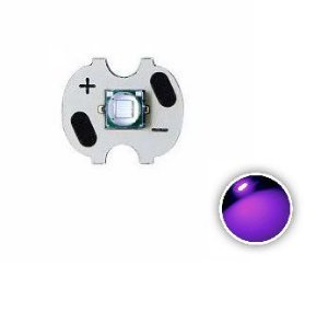 Power LED 3W Ultra-Violeta UV 395nm K2331