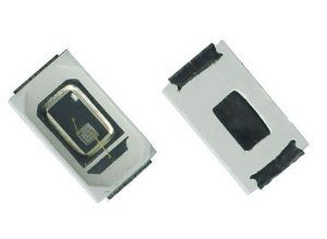 LED 5730 0.5W VIOLETA 400-405nm SMD K2289