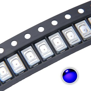 LED 5730 0.5W Azul Royal 450-455nm SMD K2288